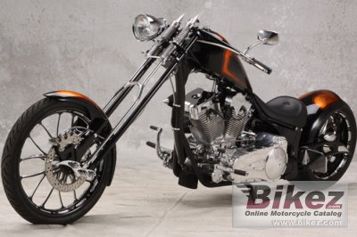 2015 Big Bear Choppers Rage 111 Carb